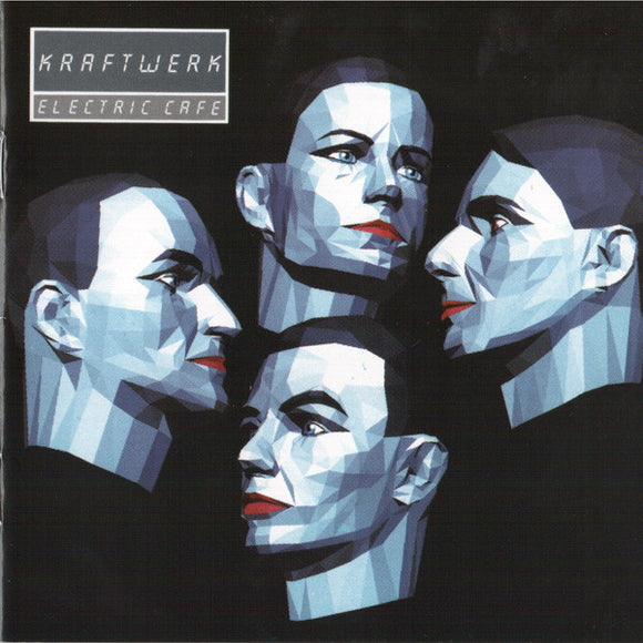 Kraftwerk -  Electric Cafe  (Used CD)