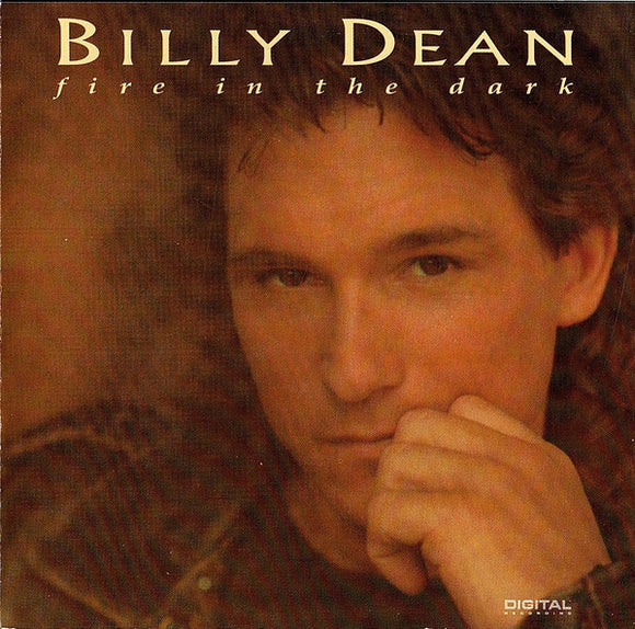 Billy Dean - Fire in the Dark   (Used CD)