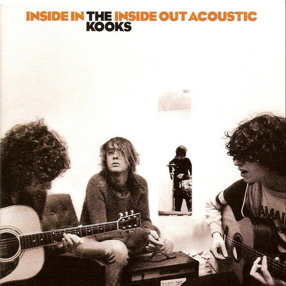 The Kooks - Inside In / Inside Out Acoustic (Import) (Used CD)