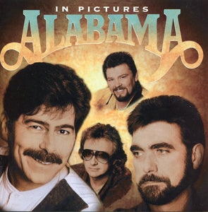 Alabama - In Pictures   (Used CD)