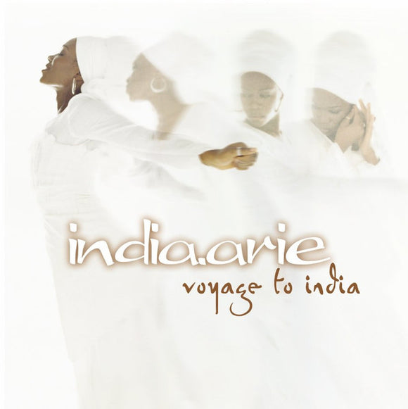 India.Arie - Voyage to India  (New CD)