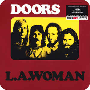 The Doors - L.A. Woman  (New Vinyl LP)