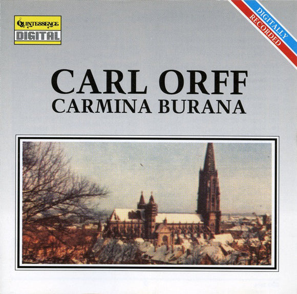 Carl Orff - Carmina Burana  (Used CD)