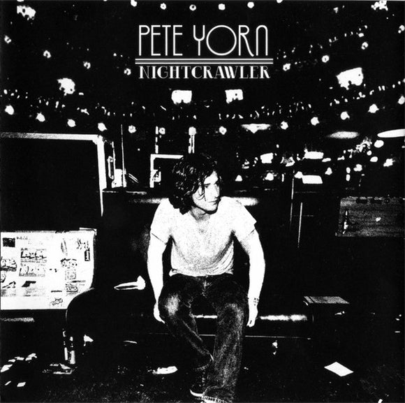 Pete Yorn - Nightcrawler  (New Vinyl LP)