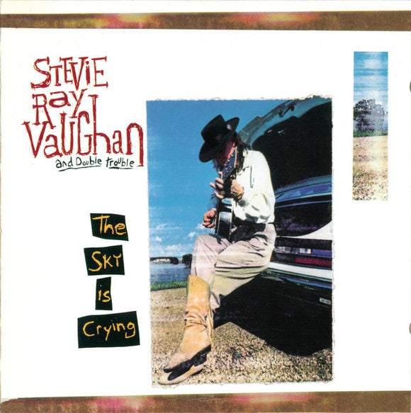 Stevie Ray Vaughan - The Sky is Crying  (Used CD)