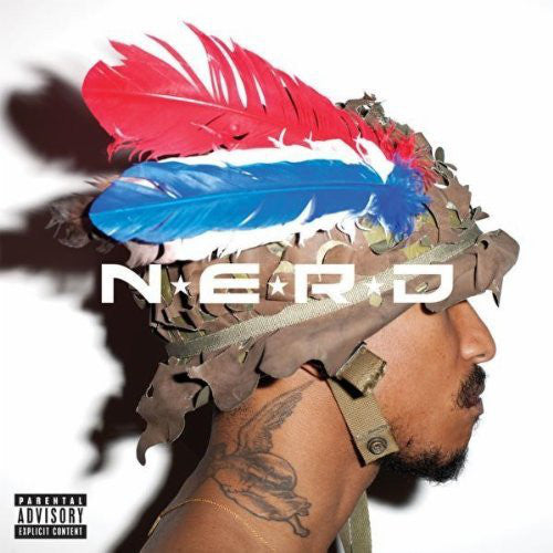 N.E.R.D. - Nothing  (New Vinyl LP)