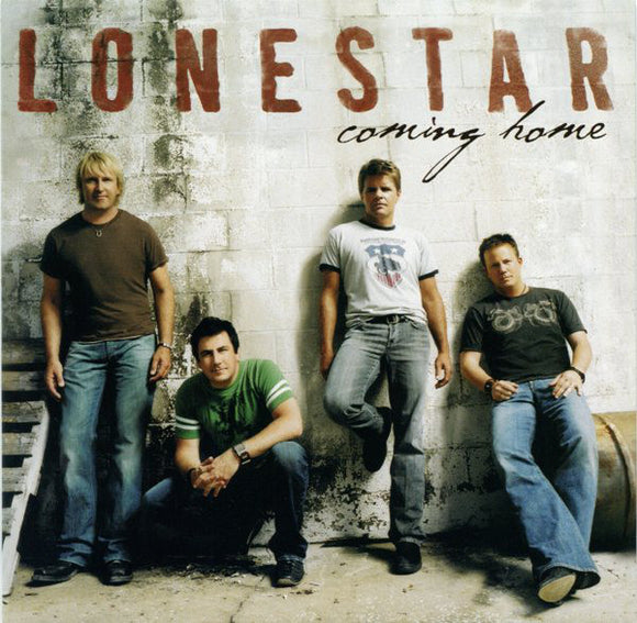 Lonestar - Coming Home  (Used CD)