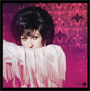 Wanda Jackson - The Party Ain't Over  (New Vinyl LP)