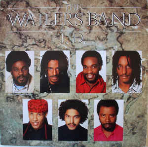 Wailers Band - I.D.  (New Vinyl LP)