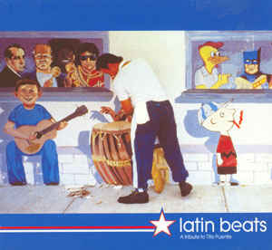 Various Artists ‎- Latin Beats - A Tribute To Tito Puente   (Used CD)