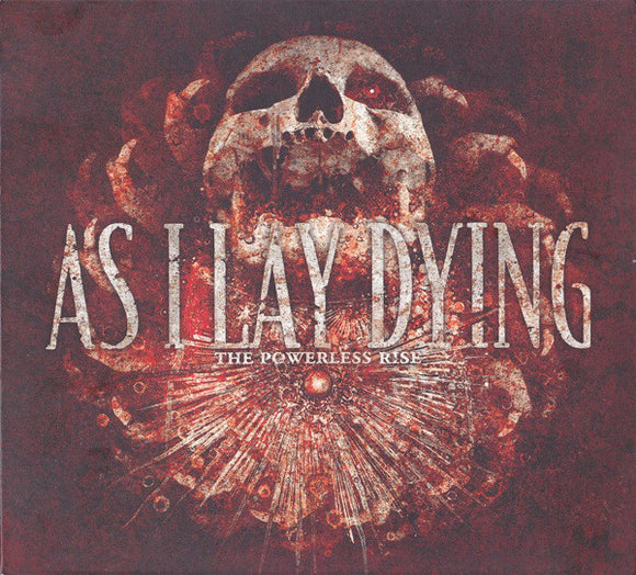 As I Lay Dying - The Powerless Rise  (New CD)