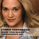 Carrie Underwood - Inside Your Heaven   (New CD)