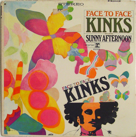 The Kinks - Face to Face (New Vinyl LP)