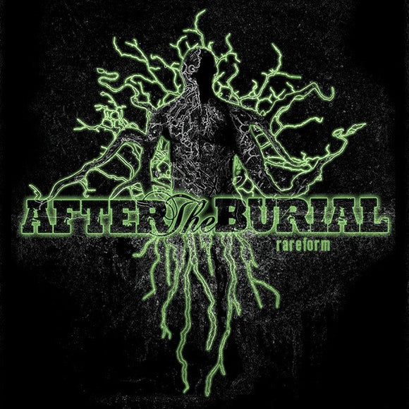 After the Burial - Rareform (reissue) (New CD)