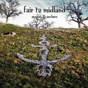 Fair to Midland - Arrows & Anchors [Green/Blue Vinyl]  (New Vinyl LP)