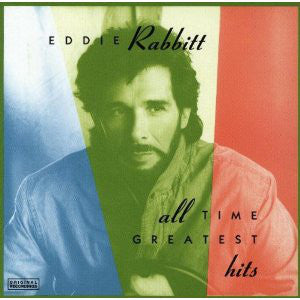 Eddie Rabbitt - All Time Greatest Hits   (Used CD)