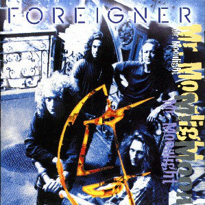 Foreigner - Mr. Moonlight  (Used CD)