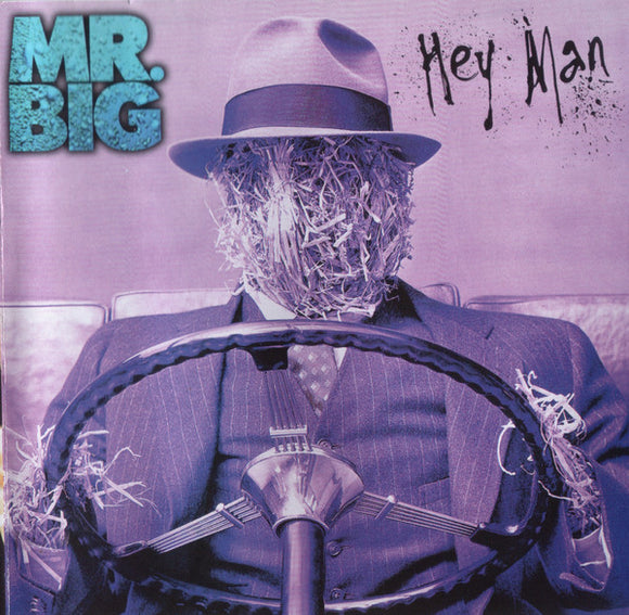 Mr. Big - Hey Man  (Used CD)