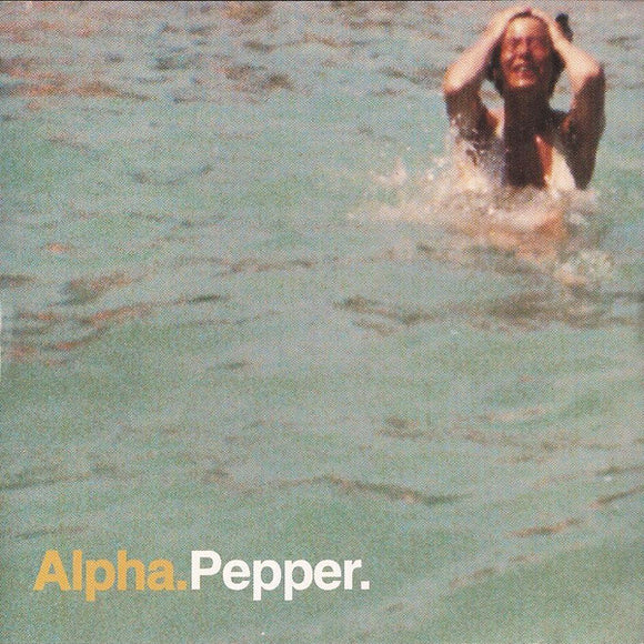 Alpha - Pepper  (Used CD)