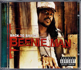 Beenie Man - Back to Basics  New CD