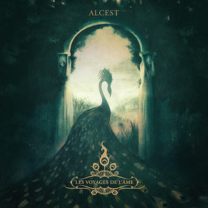 Alcest - Les Voyages De L'ame (New CD)