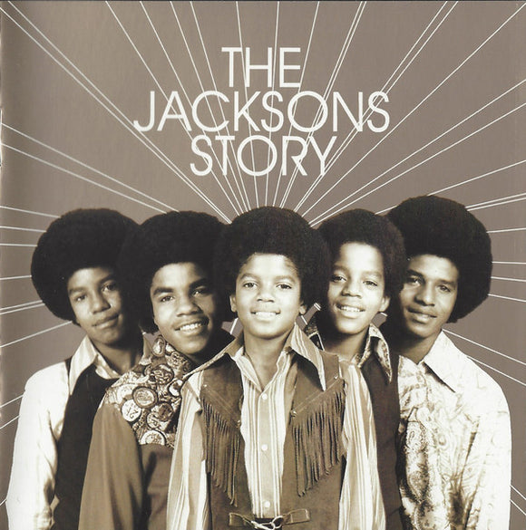 The Jacksons ‎- The Jacksons Story  (Used CD)