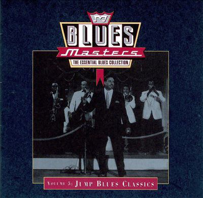 Various Artists - Blues Masters, Volume 5: Jump Blues Classics  (Used CD)