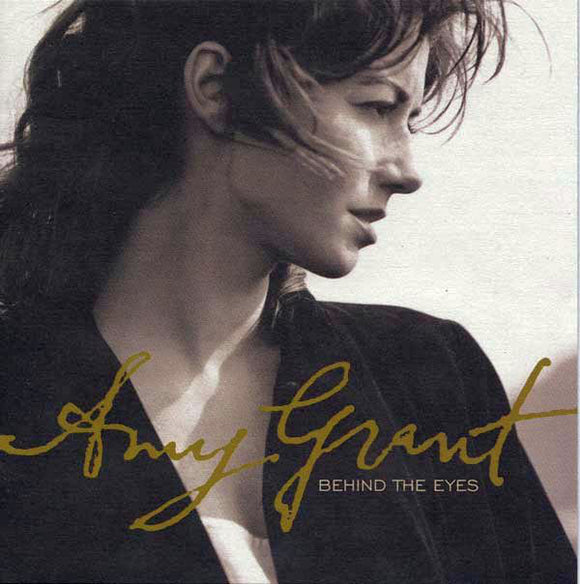 Amy Grant ‎- Behind the Eyes  (Used CD)