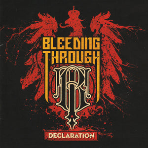 Bleeding Through - Declaration  (New CD)
