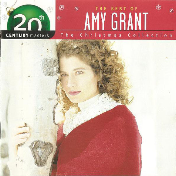 Amy Grant ‎- The Best Of Amy Grant  (Used CD)