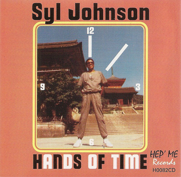 Syl Johnson - Hands of Time  (New CD)