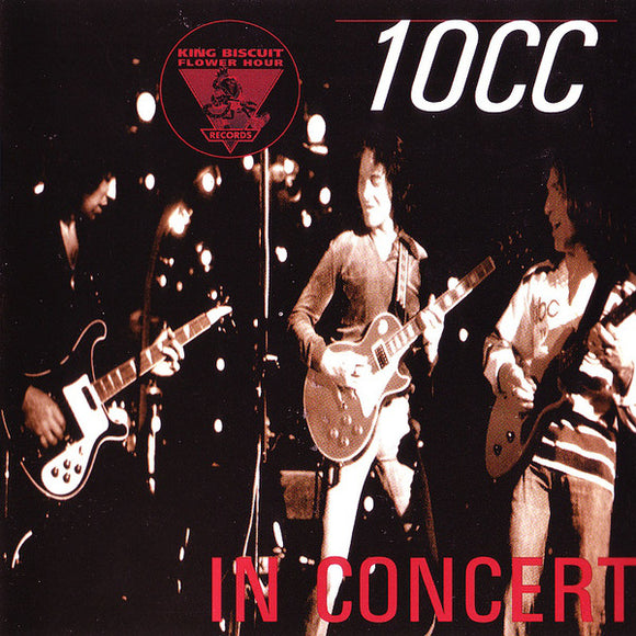 10cc - In Concert - 10CC  (New CD)