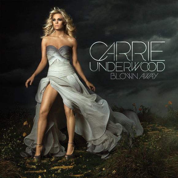 Carrie Underwood - Blown Away   (New CD)
