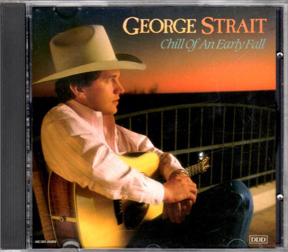 George Strait - Chill Of An Early Fall  (Used CD)