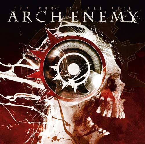 Arch Enemy - The Root of All Evil  (New CD)