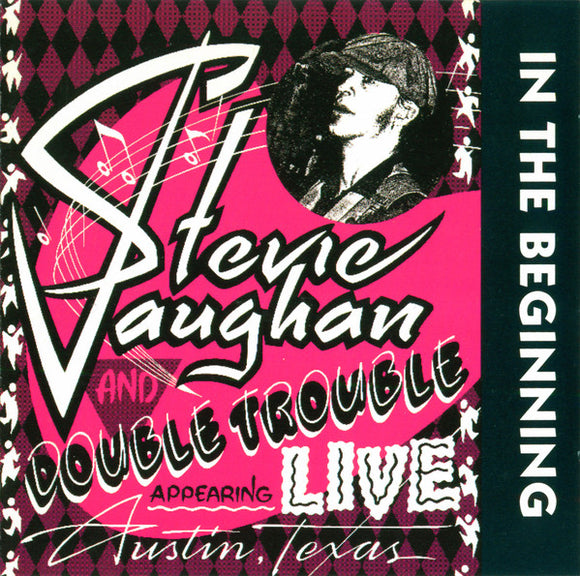 Stevie Ray Vaughan -  In The Beginning  (Used CD)