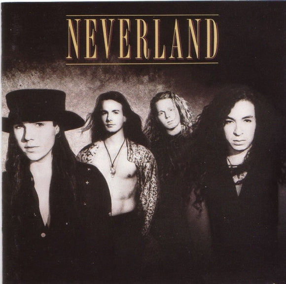 Neverland ‎- Neverland  (Used CD)