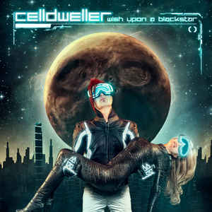 Celldweller ‎- Wish Upon A Blackstar  (Used CD)