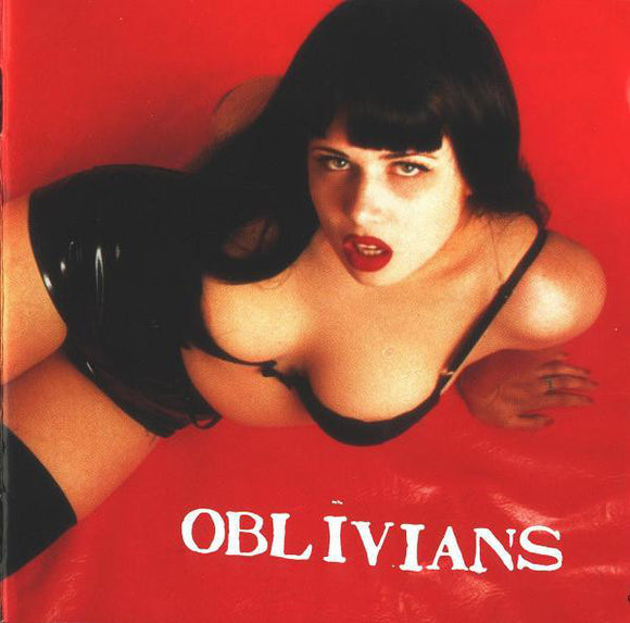 Oblivians - Sympathy Sessions  (Used CD)