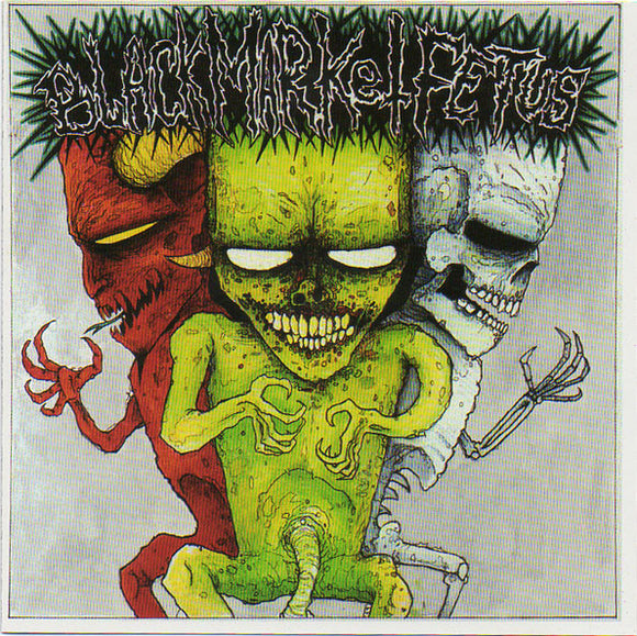 Black Market Fetus - Midwest Meltdown  (Used CD)