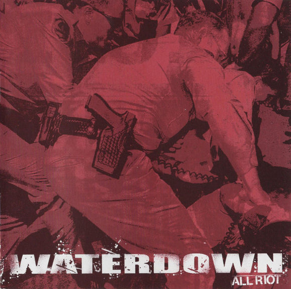 Waterdown - All Riot  (Used CD)