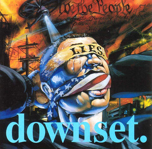 downset. ‎- downset.  (Used CD)
