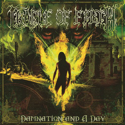 Cradle of Filth - Damnation and a Day (Used Vinyl LP)