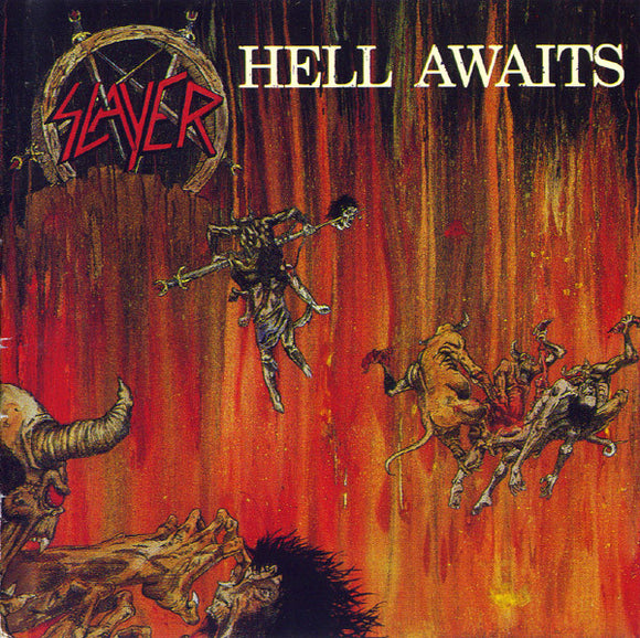 Slayer - Hell Awaits  (New CD)