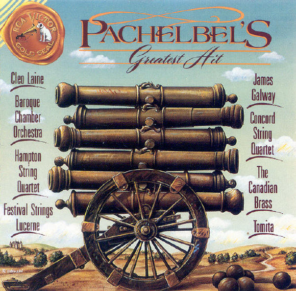 Pachelbel - Pachelbel's Greatest Hit - Canon In D  (Used CD)