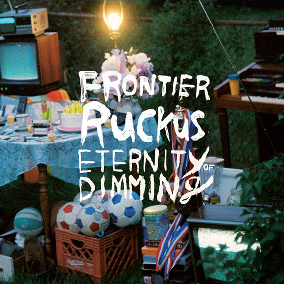 Frontier Ruckus - Eternity of Dimming   (New CD)