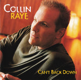 Collin Raye - Can't Back Down   (Used CD)