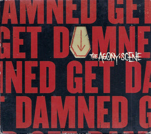Agony Scene - Get Damned (New CD)