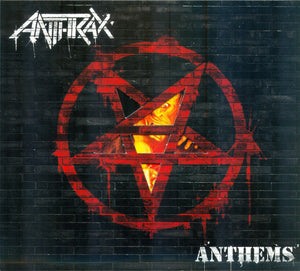 Anthrax - Anthems (New CD)