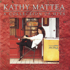 Kathy Mattea - A Collection of Hits  (Used CD)